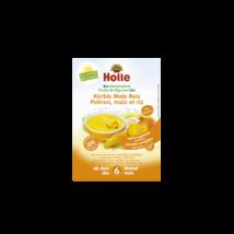 Bio Sütőtök-kukorica-rizs zöldséges babakása | Holle