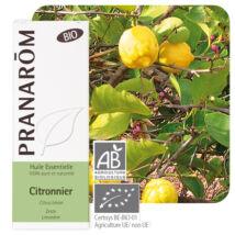 Citrom illóolaj héj BIO - Citrus limonum zeste | PRANAROM