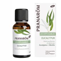 """Eucaly'pur"" bio illóolaj keverék PRANAROM"