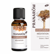 """Meditation"" bio illóolaj keverék PRANAROM"