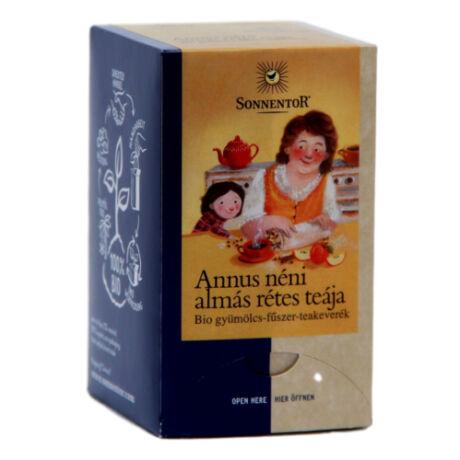 Annus néni almás rétes teája - filteres - BIO | Sonnentor