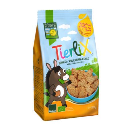 BIO Tönkölybúza keksz Gyerekeknek - Tierlix | Bohlsener Muhle