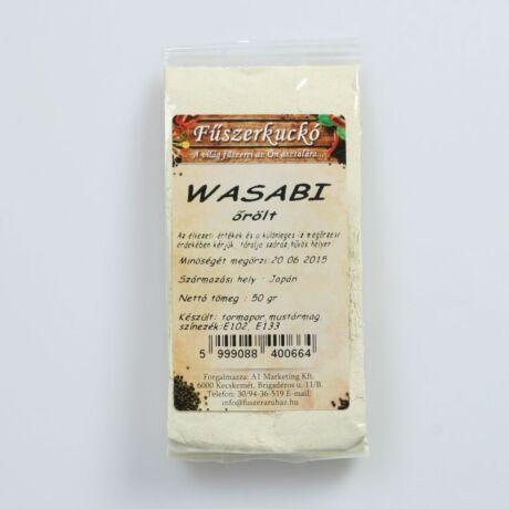 Wasabi - őrölt