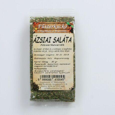 Ázsiai saláta fűszerkeverék
