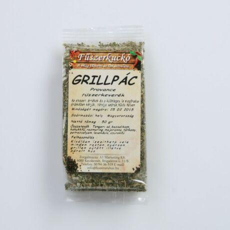 Provence grillpác fűszerkeverék