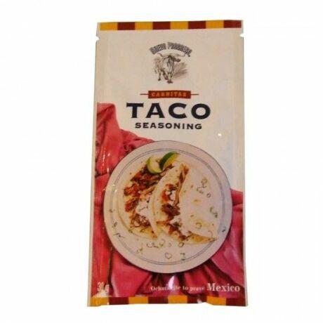 Taco fűszerkeverék