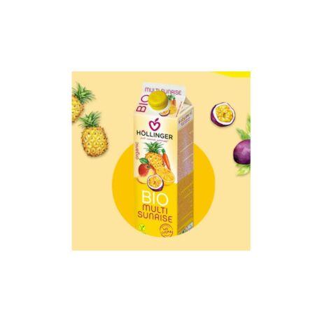 Bio Sunrise vegyes gyümölcslé | Höllinger