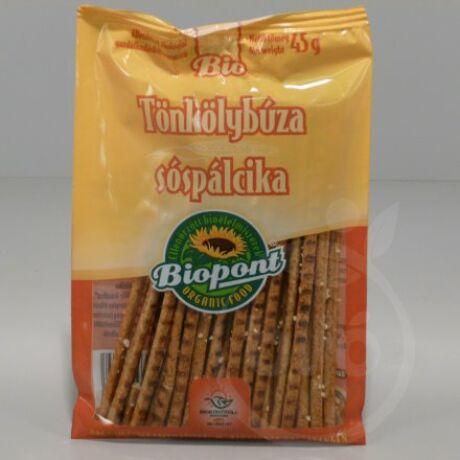 Bio tönkölybúza sóspálcika Biopont
