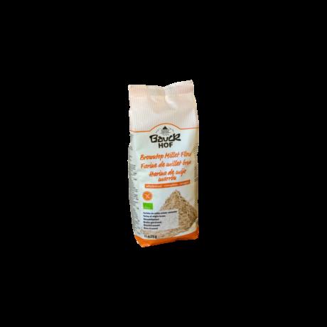 Bio teljes kiőrlésű barnaköles liszt | Bauck Hof