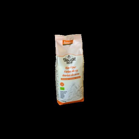 Bio teljes kiőrlésű rizsliszt | Bauck hof