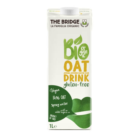 Bio Gluténmentes zabital | The Bridge