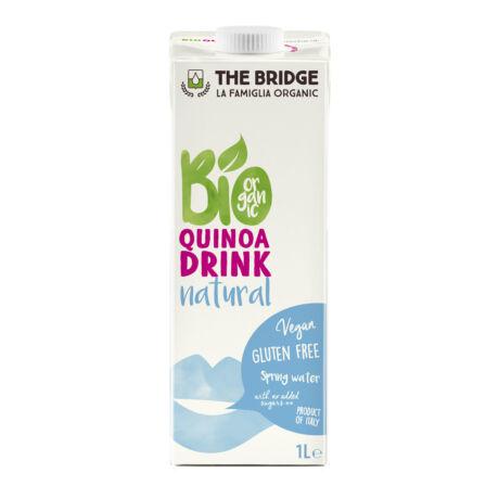 Bio Quinoa és rizsital | The Bridge