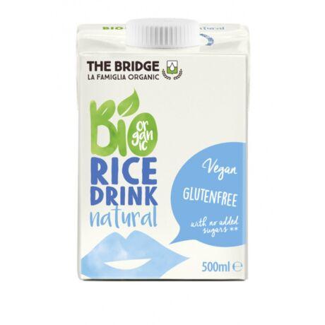 Bio Rizsital natúr | The Bridge