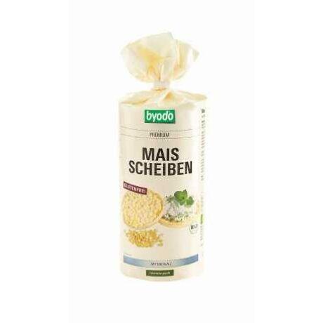 Bio kukorica szelet tengeri sóval