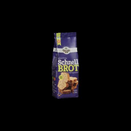 Bio Gyorskenyér fűszeres keverék | Bauckhof