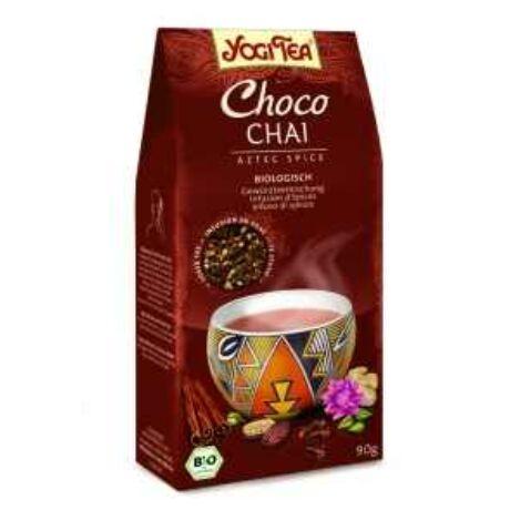 Csokoládés szálas tea