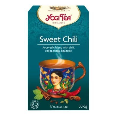 Édes Chilli tea