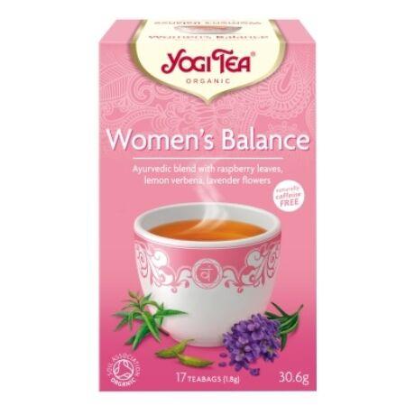 Női egyensúly tea
