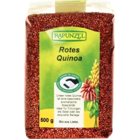 Vörös quinoa Rapunzel