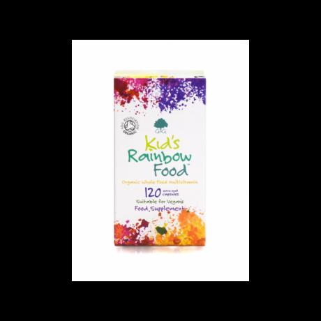 Kid's Rainbow Food Organikus Multivitamin kapszula Gyerekeknek 100g | G&G