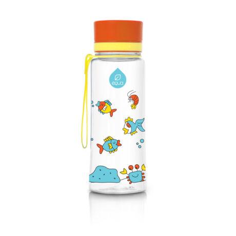 BPA-mentes műanyag kulacs - Akvárium
