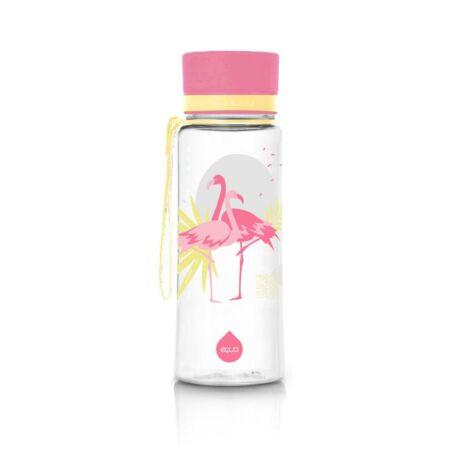 BPA-mentes műanyag kulacs - Flamingo