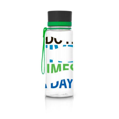 BPA-mentes műanyag kulacs -  Five times a day