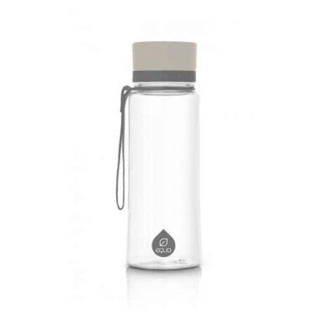 BPA-mentes műanyag kulacs Szürke