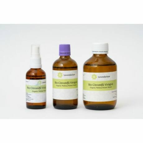 Bio citromfű virágvíz   Levendárium