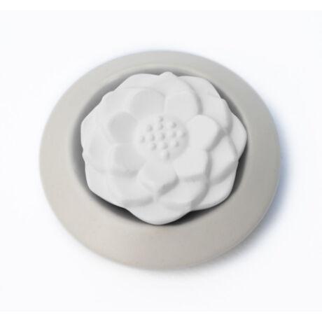 Hideg párologtató - fehér - lótusz virág mintával Blueberry