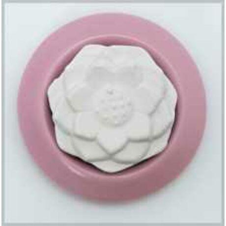 Hideg párologtató - rózsaszín - lótusz virág mintával BlueBerry