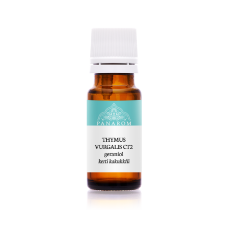 Kerti kakukkfű illóolaj (Thymus vulgaris CT2 geraniol)