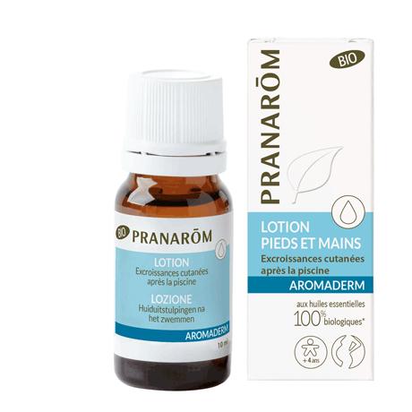 Aromaderm szemölcs ápoló keverék PRANAROM