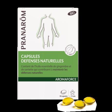 Aromaforce - Immunessence - Immunerősítő kapszula   PRANAROM