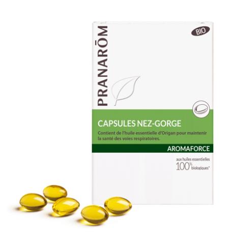 Aromaforce - Orr-Torok - Immunerősítő kapszula | PRANAROM