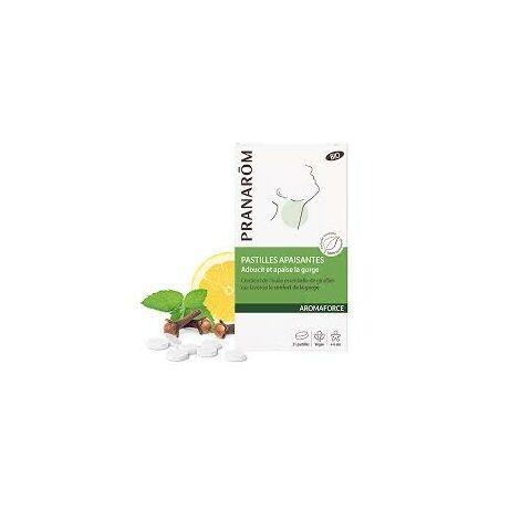 Aromaforce Szopogató tabletta BIO | PRANAROM