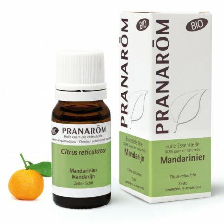 Mandarin héj illóolaj BIO - Citrus reticulata zeste | PRANAROM
