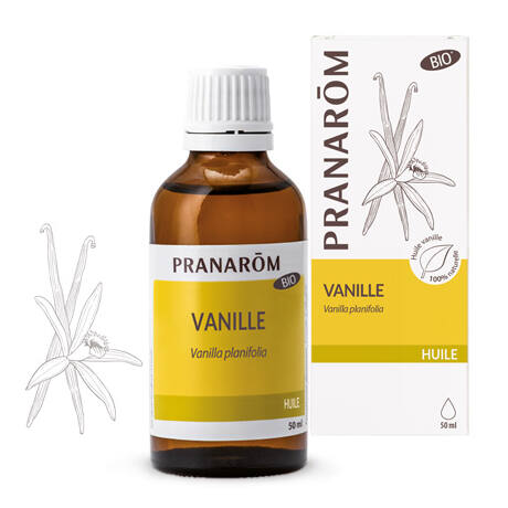 Vaníliás Sárgabarackmag-olaj | PRANAROM