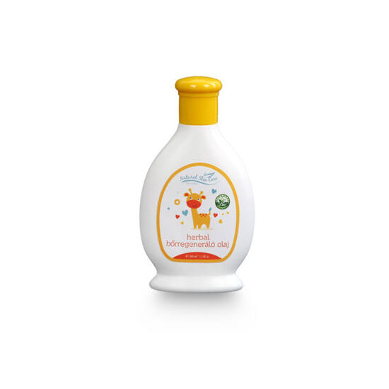 Natural Skin Care Herbál bőrregeneráló olaj