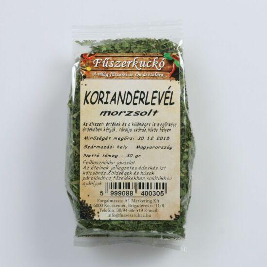 Koriander morzsolt
