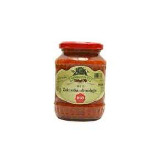 Bio Zakuszka olívaolajjal Virágoskút